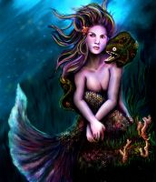 Princess Moray by LibertineM