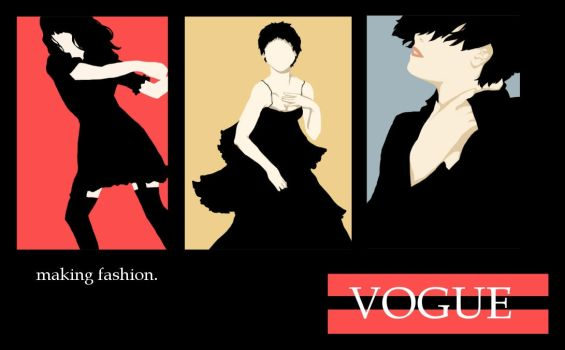Vogue by WillowWhiskers