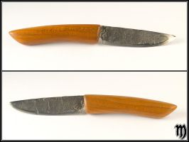 Small forged knife. by ArtifexObscurus