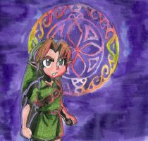 Majora's Mask has a cool style by Left-Handed-Knight