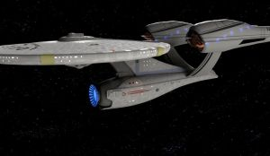 ST XI Enterprise by Hatvok