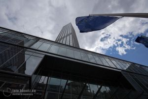 Frankfurt: European Central Bank by Avalarion