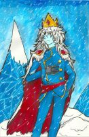 Finn the Ice Prince by LollypopWolf