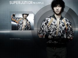 Super Junior Yesung 1024x768 by n-claire
