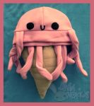 Ice Cream Octopus Hat by ChibiWorks