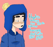 you're being extremely negative, craig by aldreikynn