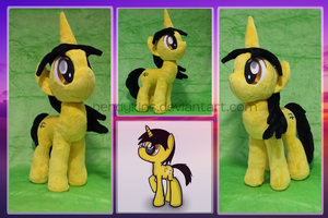 [Commission] OC Phin Pie by Bendykins