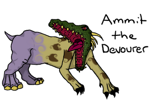Ammit the Devourer