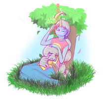 There there by Doragon12