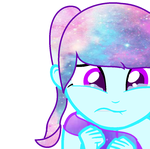 Crystal galaxy is Crying by crystalgalaxy123