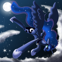 Princess of the Night by Roselinath