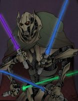 General Grievous by JeffyP