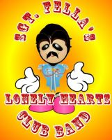 Sgt. Fella's Lonely Hearts by ammajiger