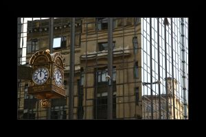 The antique and the modern by barninga
