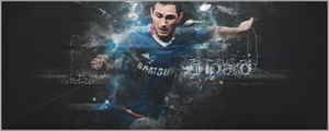 Frank Lampard by GersonDesign