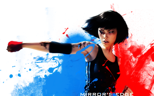 Mirror's Edge Wallpaper 1 by kerokid