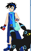me as a pokemon trainer by wolvesforever122