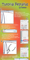 Tutorial Pestanas PS CS3 by Vnusss