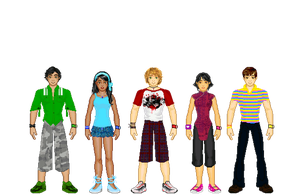 TSFR: Beast Brigade S2 Morph by TerenceTheTerrible