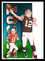 Colt McCoy Past and Present by chrisfurguson