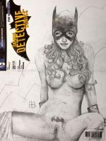 I only do sketch covers if I can draw pornography by tomasoverbai