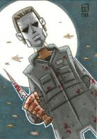 Michael Myers by OtisFrampton