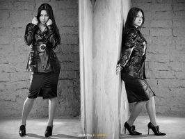 K. Session B and W III by RaVeNBA
