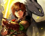 How to Train Your Dragon 2 by Kadeart0