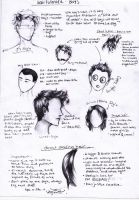 hair tutorial no2 - BOYS by cherryclaires