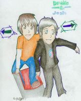 Drake and Josh by YoursTruly1234