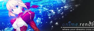 Fate Extra Banner by hagane-girl