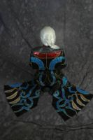 Cloak of Sidhe - Back Sitting by gstqfashions