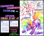 PCAU:M 2014 Con-Commission Examplez by carnival