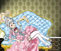 MARIE ANTOINETTE 1ANOTHER VER. by SubaruMangaka