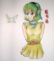 Saria by mariona