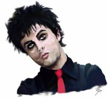 Billie- Joe Armstrong by LKjPartyPoison