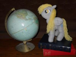 Derpy and the World by EratosofCyrene