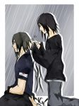 Sasuke and Itachi - Haircut by euphoriadOll