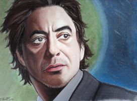 Robert Downey Jr in Pastel 2 by Chicken-Priestess