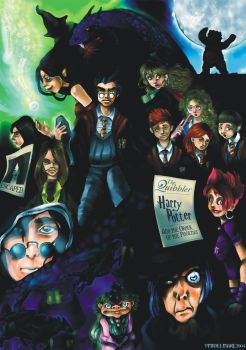 HP- the Order of the Phoenix by umidelmare