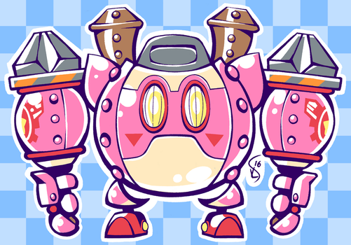 Robobot Armor by Torkirby