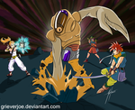 Chrono Trigger - The Final Battle by Grieverjoe