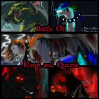 Battle Of Kings and Queens-Wolf Version by RadioactiveWolf36