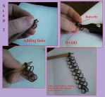 Chain mail tutorial Step 2 by CoolleKotten