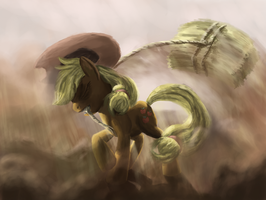 The Ten-Time Rodeo Champion by MoreVespenegas