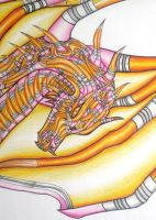 Made out of..pencils? by otakuzen