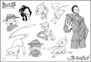 More Pokemanga! by espie