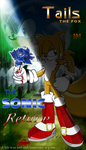 The Sonic Return - Cover 01 by SilverAlchemist09