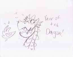 Year of teh Dargon by locomotive111