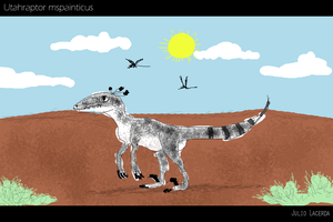 THE RAPTOR KING! by Julio-Lacerda